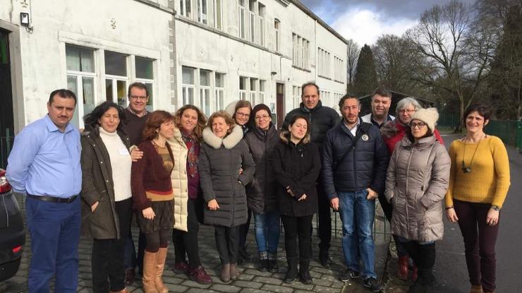 Escola da Lombada da Ponta do Sol representa Portugal em programa Erasmus+