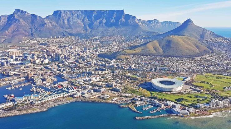 Cidade do Cabo prevê falta de água nas torneiras a partir de 11 de maio