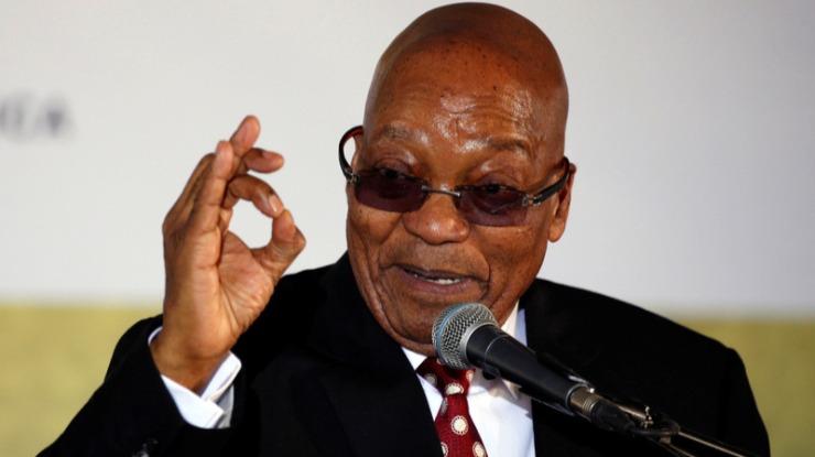África do Sul adia debate sobre o estado da Nação