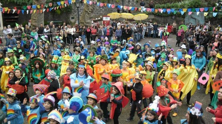 Monte também cancela desfile de Carnaval por causa do mau tempo