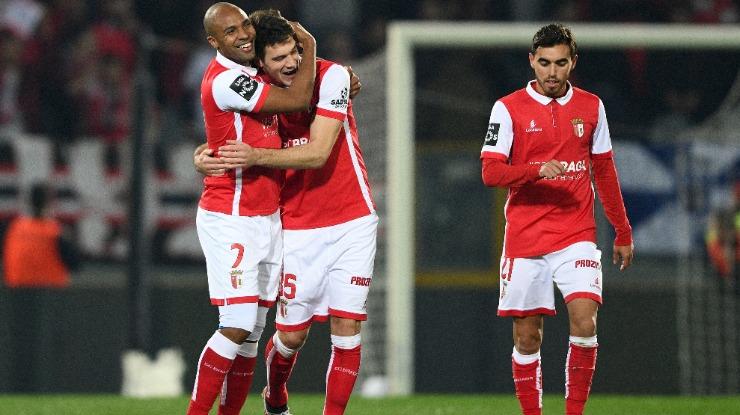 Braga consegue maior goleada de sempre em Guimarães na I Liga