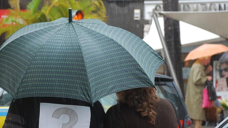 Proteção Civil de Santa Cruz alerta para chuva moderada a forte entre de amanhã até segunda-feira, dia 26