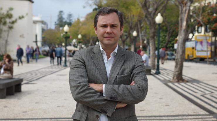 Rui Barreto defende reforço de 700 mil euros para promoção da Madeira