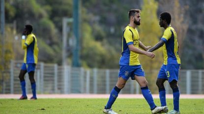 União da Madeira joga às 17h00 com o Vitória de Guimarães B