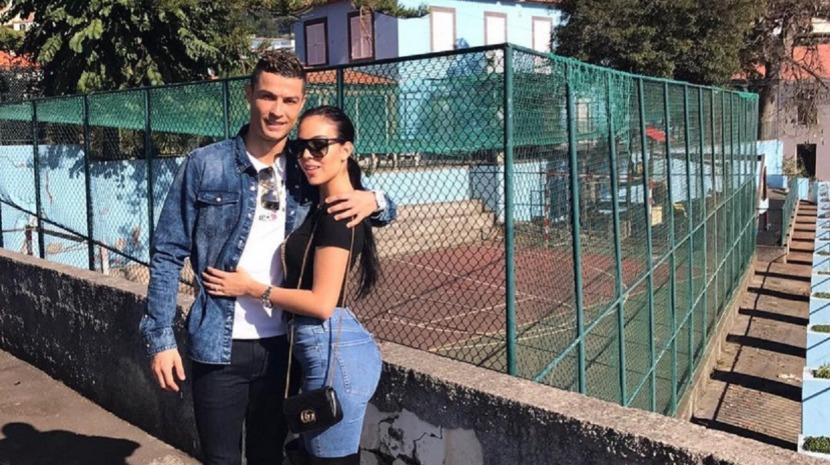 Georgina estuda contabilidade para ajudar Ronaldo a gerir fortuna