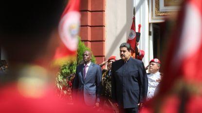 Nove oficiais do Exército detidos por conspiração na Venezuela