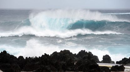 Capitania do Funchal alerta para agitação marítima até amanhã