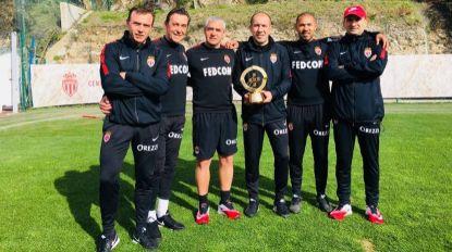 Leonardo Jardim partilha prémio 'Quinas de Ouro' com a equipa do Mónaco