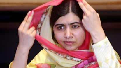 Malala visita cidade natal sob forte dispositivo de segurança