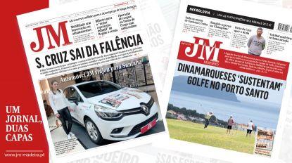 JM-Edição Impressa: Santa Cruz sai da falência - Desporto: Dinamarqueses 'sustentam' golfe no Porto Santo