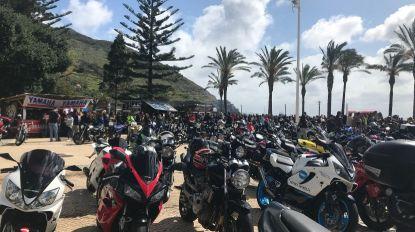 Vídeo mostra a chegada de milhares de motociclistas a Machico