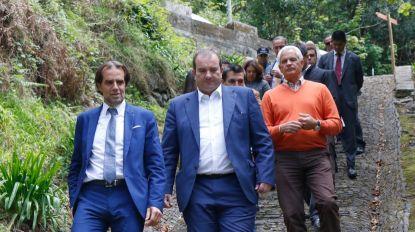 1,2 milhões de euros recuperam Caminho Real na Fajã da Ovelha