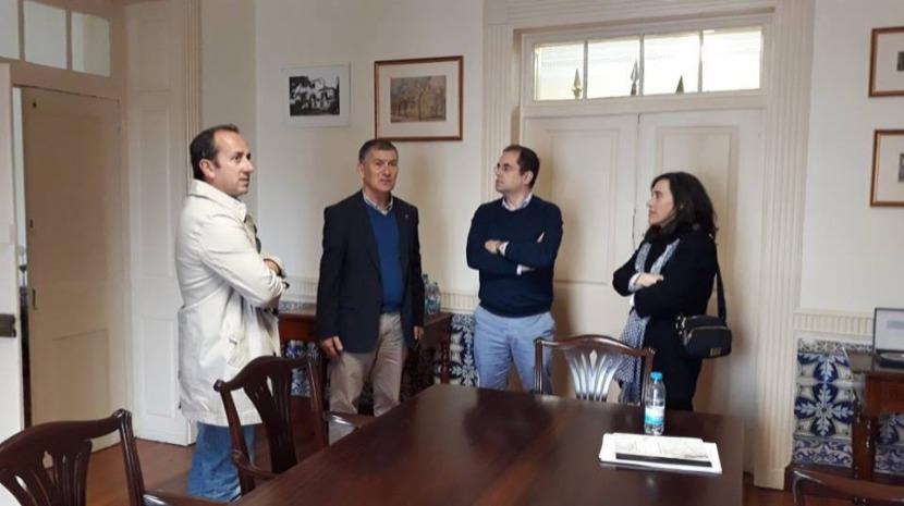 Escola Superior de Saúde de Lisboa visitou Delegação da Madeira da CVP