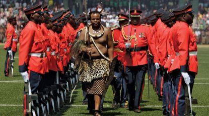 Rei da Suazilândia muda nome do país para eSwatini
