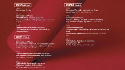 Forum Madeira apresenta mostra de vinhos Portugueses