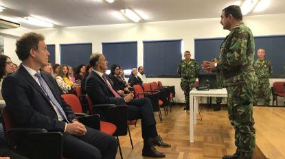 Projeto 'Corpo de Cadetes do Exército' arranca no próximo ano letivo com mais escolas da Região