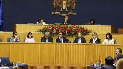 """Albuquerque diz que direitos da Madeira só serão respeitados """"levantando a voz"""""""