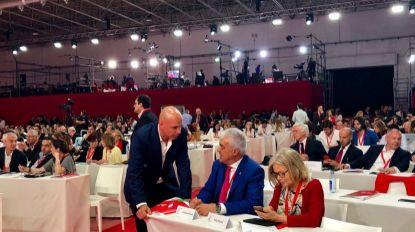 Paulo Cafôfo está a acompanhar o seu primeiro congresso socialista