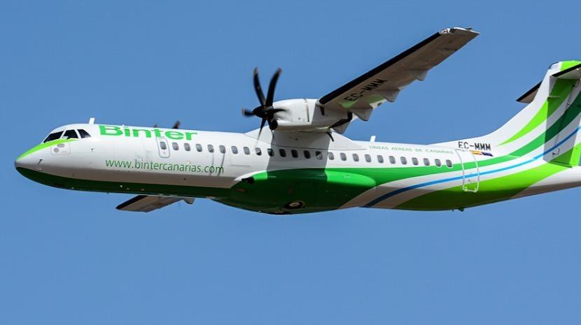 Binter inicia operações amanhã com voo inaugural