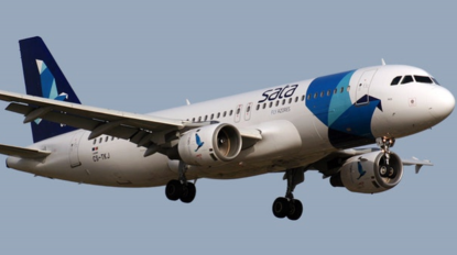 Passageiros de voo divergido para Porto Santo regressam de barco à Madeira