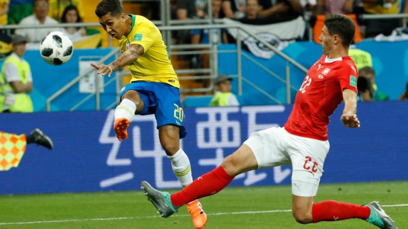 Mundial 2018: Suíça 'empata' estreia do Brasil