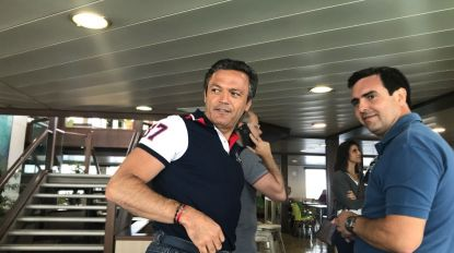 """Ferry ruma a Portimão em águas """"calmas"""""""