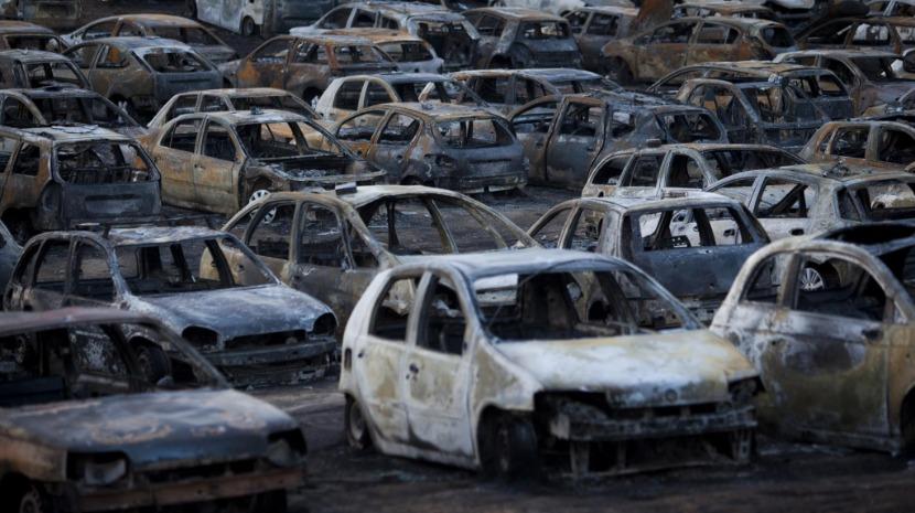 Lesados do incêndio no festival Andanças reclamam 831 mil euros em tribunal