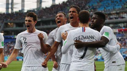 França bate Uruguai e está nas meias-finais do Mundial