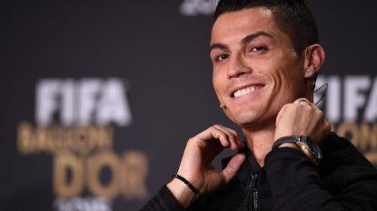 Ronaldo pode ganhar 8,5 milhões de euros com reality show
