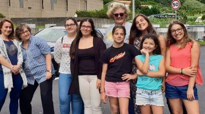 Entusiasmo marca último dia de ensaios em São Vicente