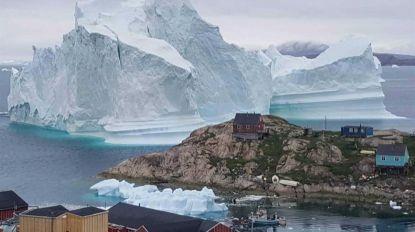 Icebergue em movimento ameaça aldeia na Gronelândia (vídeo)