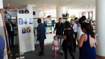 """Exposição """"CriamARTE Atelier"""" patente no Hotel Pestana Grand"""