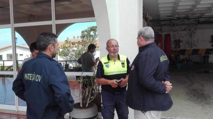 Pedro Ramos enaltece trabalho dos bombeiros no combate ao fogo na Camacha