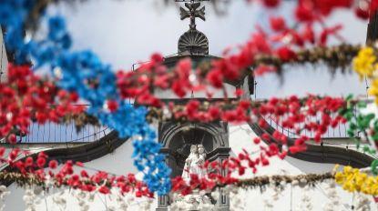 Albuquerque participa nas cerimónias litúrgicas em honra de Nossa Senhora do Monte