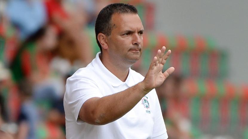 Gamboa e Everton convocados no Marítimo para jogo com Rio Ave