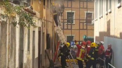 Bombeiros com dificuldades na procura de bocas de incêndio no Funchal