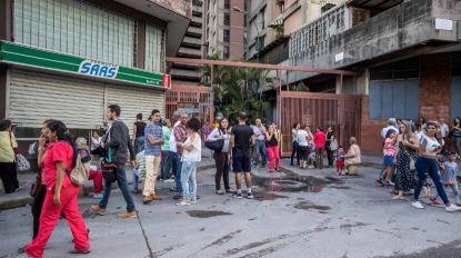 Sismo de 5,7 sentido na Venezuela na mesma região do terramoto de terça-feira