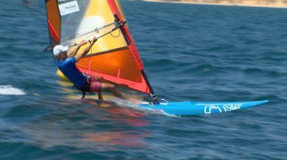 João Rodrigues entra a vencer nos mundiais de windsurf de Portimão