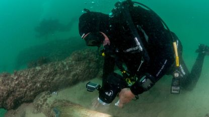 Descoberta Nau da Carreira da Índia naufragada ao largo de Cascais