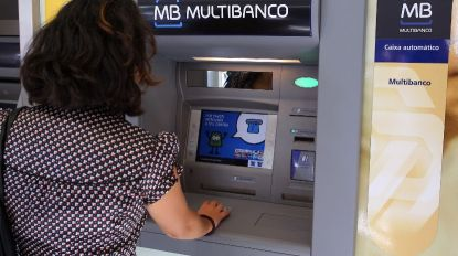 Levantamentos  e compras por multibanco crescem 3,8%