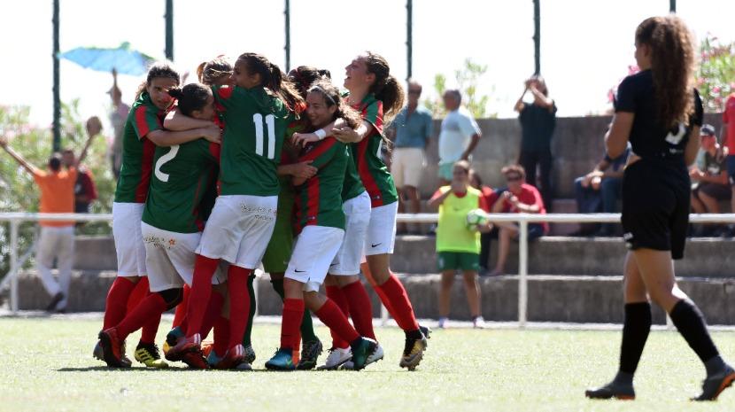 Liga BPI: Meninas do Marítimo 'travam' bicampeãs do Sporting