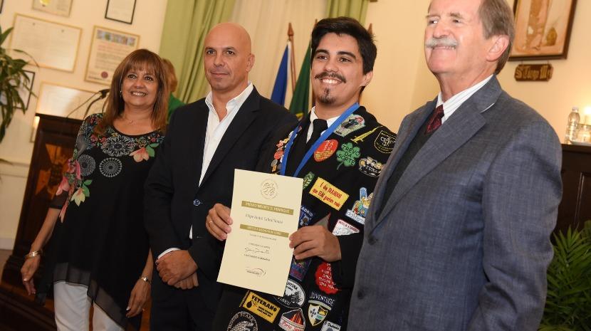 110 jovens recebem 'Prémio Infante D. Henrique'