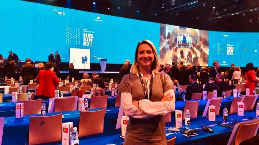 Cláudia Monteiro de Aguiar reeleita vice-presidente da SME Europe