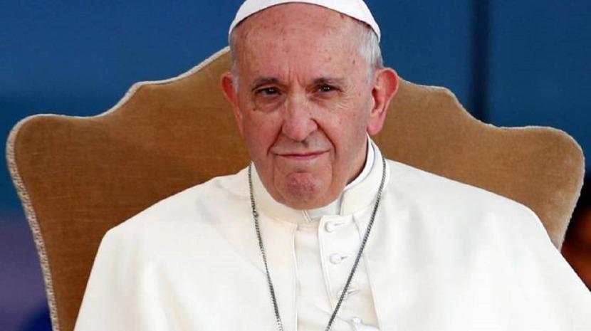 Papa classifica coscuvilhice como ato terrorista
