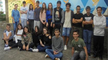 """Escola de Santo António: """"Uma Europa que saiba dar a mão"""""""