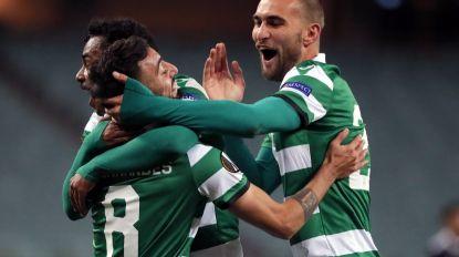 Liga Europa: Sporting goleia Qarabag e garante apuramento