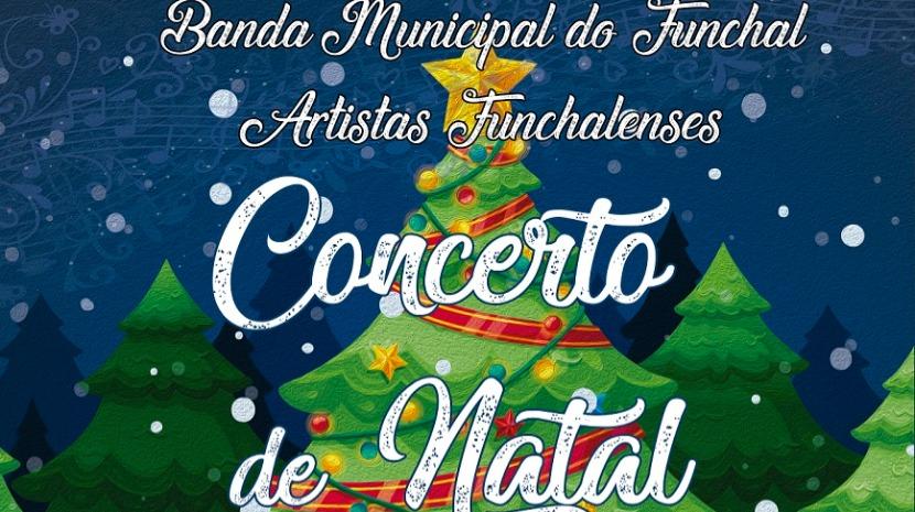 Banda Municipal do Funchal dá concerto de Natal a 15 de dezembro