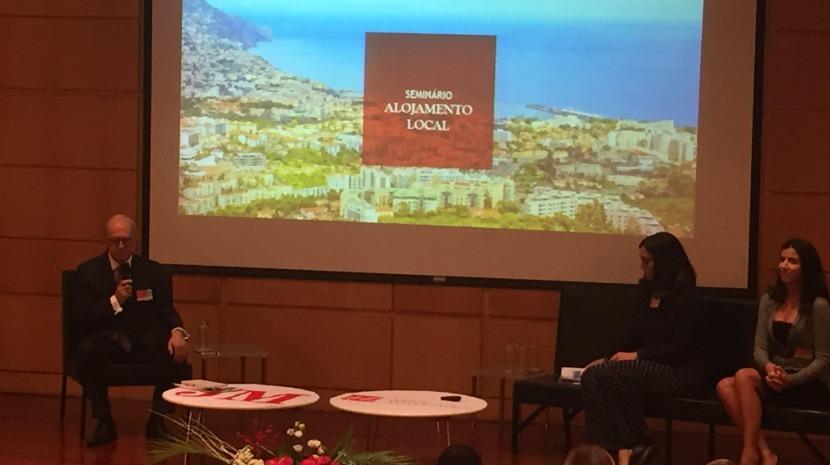 """Seminário: """"Não podemos ter medo de aumentar o número de camas na Região"""", Augusto Marques"""