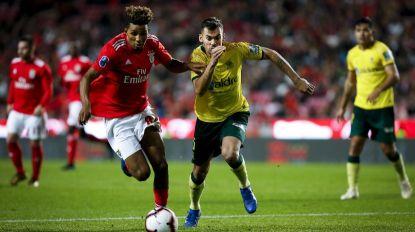 Taça da Liga: Benfica vence e está a um passo da 'final-four'