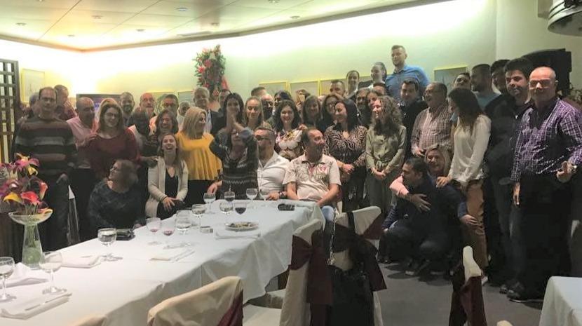 Operacionais de comunicações do socorro na Madeira realizaram 1.º convívio de Natal